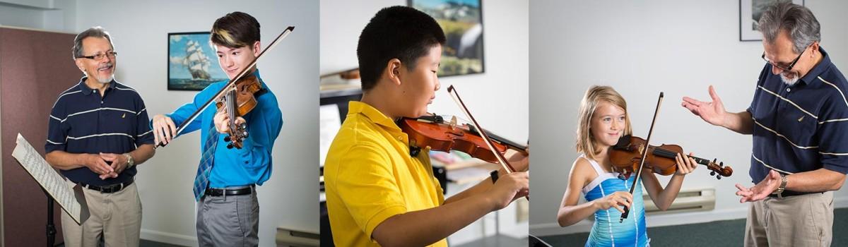 Viktor Khodyko violin viola lessons