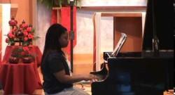 Mozart: Allegro in Bb, k. 3