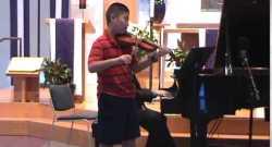 Beethoven: Ground Hog, for violin