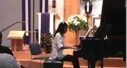 Mozart: Sonata k. 283 in G Major, I. Allegro