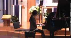 Schubert: Scherzo, from Sonata D. 845