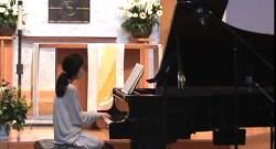 J. S. Bach: Prelude in C minor, Bk. I