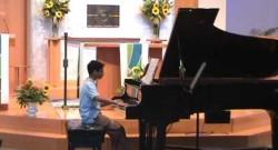 Chopin: Waltz in A minor Op. post.