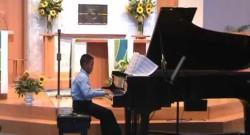 Dmitri Kabalevsky: Toccatina Joplin: The Entertainer