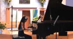 J. Sebastian Bach: Invention no. 4         Chopin: Mazurka in G minor