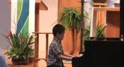 Attwood: Sonatina in G major