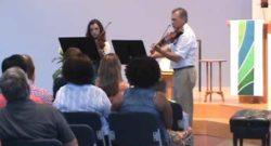 Boccherini: Sonata in C minor, I