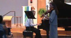 Marcello: Sonata in E minor, I and II