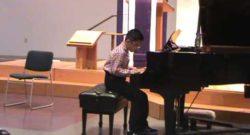 Beethoven: Sonatina in F, Allegro Assai