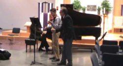 Vivaldi: Concerto in A minor, Allegro