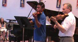 de Fesch, W. Duet for Two Violins
