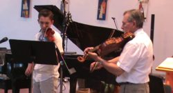 Vivaldi: Concerto in A minor, III
