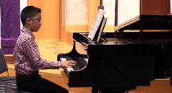Beethoven, L. Sonatina in F, II.