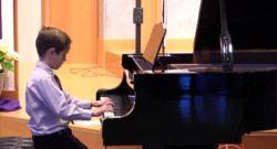 Bolck, O. Five-Note Sonatina