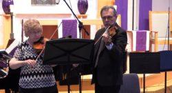 Fesch, W. Sonata for two violins