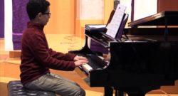 Mozart, W.A. Minuet in F Major K. 2