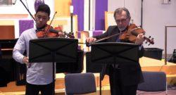 Vivaldi, A. Concerto in A minor, III.